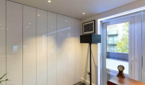 APARTMENT REFURBISHMENT IN ROTHERHITHE, SE16, LONDON