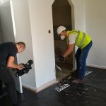 AFL CONSTRUCTION-APARTMENT REFURBISHMENT IN WAPPING, E1W, LONDON