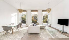 Full Refurbishment Kensington - large living space