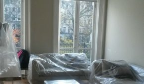 Full Refurbishment Kensington - Before Works