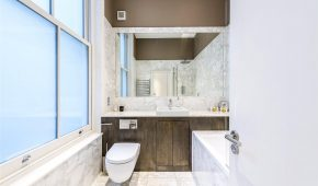 Full Refurbishment Kensington - bathroom