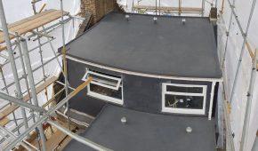 Loft conversion - Building Dormers