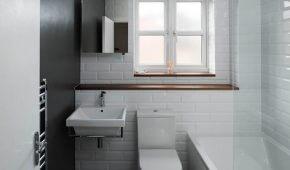 AFL CONSTRUCTION-BATHROOM IN BOW, E3, LONDON