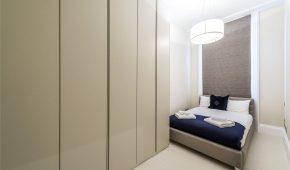 AFL Construction Full Refurbishment Kensington - guest bedroom