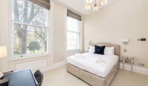 AFL Construction Full Refurbishment Kensington - master bedroom