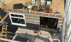 AFL Construction Loft Conversion - Turning loft to living space