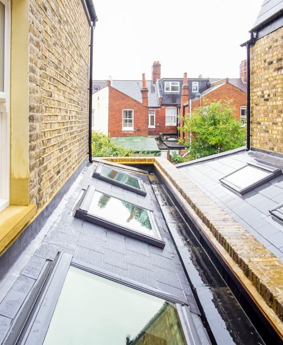 Streatham Extension AFL Construction Refurbishment
